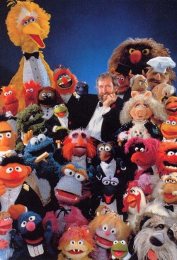 Happy 75th Bday Jim Henson 9/24… creator of the Muppets #RIP