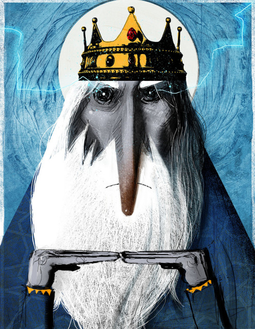 Ice King by Alex Eckman-Lawn