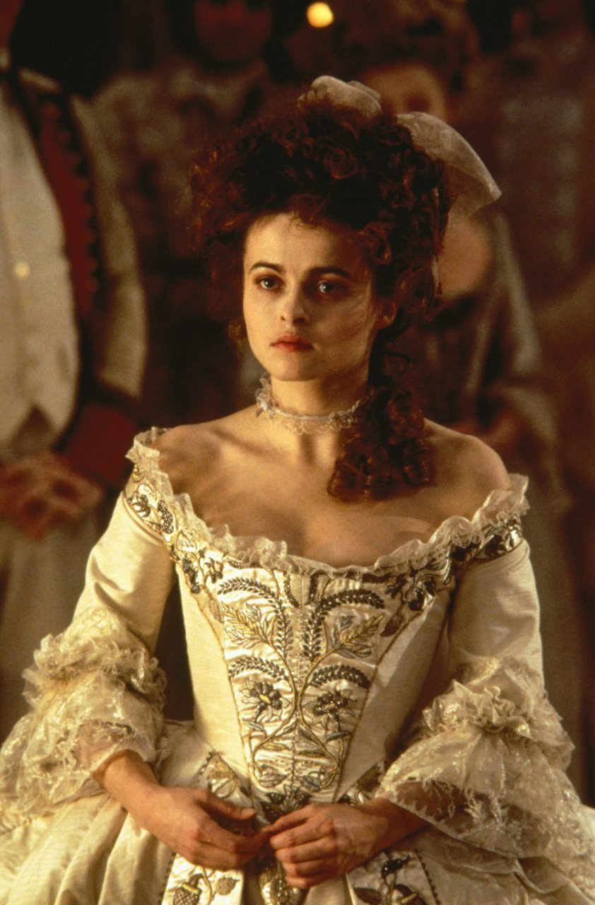 Helena Bonham Carter in Frankenstein in 1994
