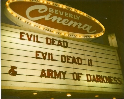 This would be a good time. #EvilDead #Ash #BruceCampbell lipsondeck:  <3