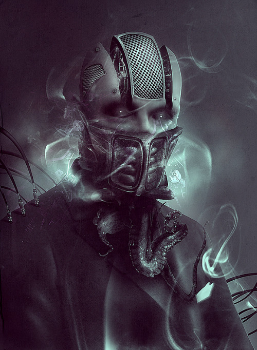 godessofhell:  Agen Of The Swarm by ~hicky2