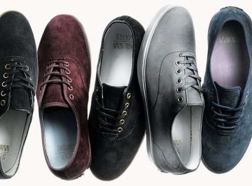 Vans OTW Holiday Collection 2011-The Woessner Sneaker