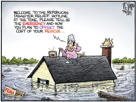 reagan-was-a-horrible-president:  Republican Ron Paul: We don't need FEMA ———————————- (Story from Aug. 2011) As Hurricane Irene barrels along the U.S. East Coast, Rep. Ron Paul of Texas  said the nation would be much better off without the Federal Emergency  Management Agency. ….. Citing the Galveston hurricane in 1900 that obliterated much of the Texas  coast, the libertarian-leaning congressman said Americans were able to rebuild  their cities and put up a seawall without the federal government's help. […] http://politicalticker.blogs.cnn.com/2011/08/27/ron-paul-we-dont-need-fema/  And didn't rick perry call for fema's help with the wildfires going on in texas? Did I read that correctly awhile back?