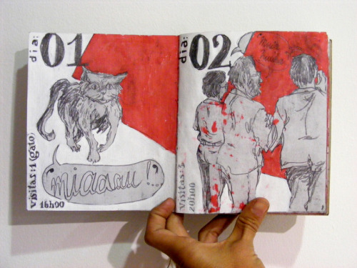New tumblr page, with a new sketchbook! Check it out here: http://mariaboavida.tumblr.com/sketchbookgallery Thank you! :)