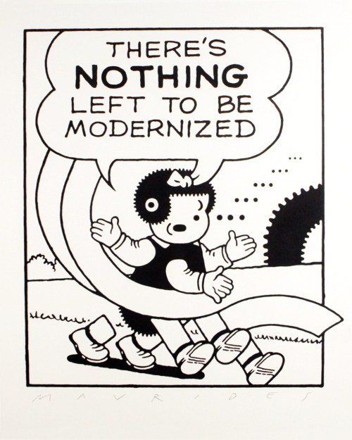 There's NOTHING Left to be Modernized