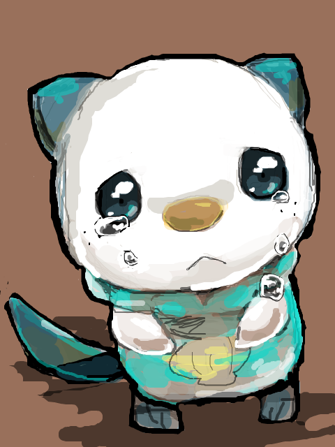 OSHAWOTT NO DON'T CRY ;A;