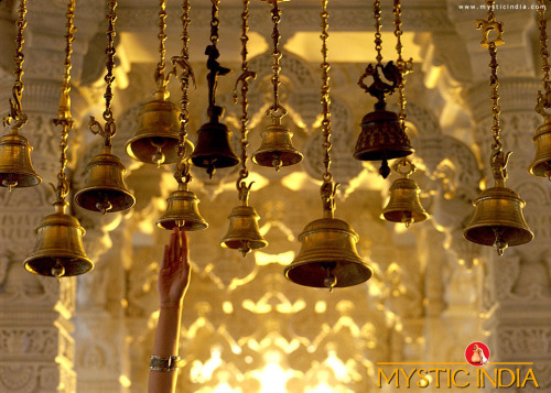 My Bohemian World  A still of bells from the film Mystic India