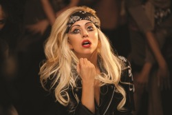 Lady Gaga in Judas