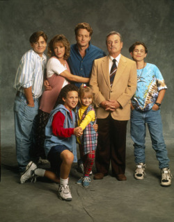 fuckyeah1990s:  18 years ago, September 24, 1993, BOY MEETS WORLD premiered on ABC.