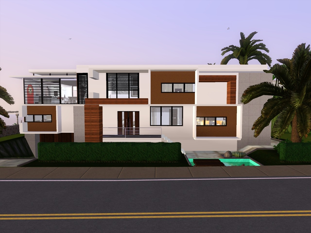 Hey guys! My new house up for downloads :) So Ive finally uploaded my new house.Sorry for the long wait, I had school to start and I needed to focus on school.For  this house, I tried to combine traditional elements with more modern  ones. I think it turned out great! :) So I hope the same for you!Download for the house: http://www.megaupload.com/?d=04P247XVThe house is set in a town called Red County. Heres the link:http://www.thesims3.com/assetDetail.html?assetId=2791535Im still not too good at making Infinity Pools so please forgive me x] and if you know how, please let me know! :DThe intro is not made by me, its a template :) Song is Brand New Chick- Remix / InstrumentalHope you enjoyed the video! :D Please like, rate and comment!  and of course, subscribe! ;3