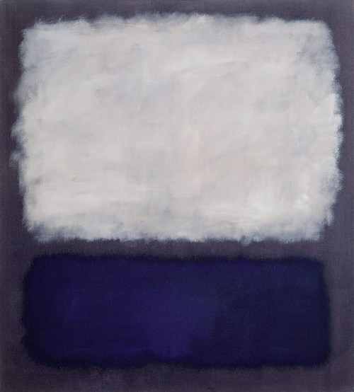 Blue and Gray, 1962 Mark Rothko