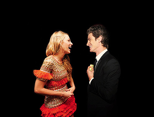 Crackship: Blake Lively & Andrew Garfield (Requested by Anonymous)