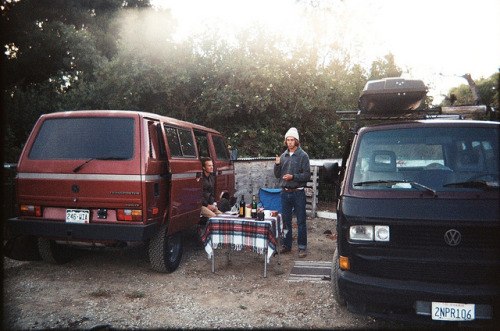 grayskymorning:  Vanagon dreamin by Maddie Joyce on Flickr.