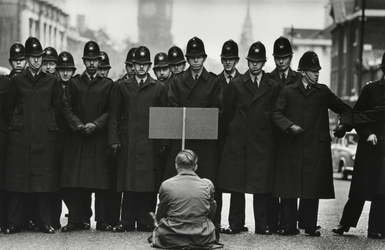 Photograph by Don McCullin. (via)