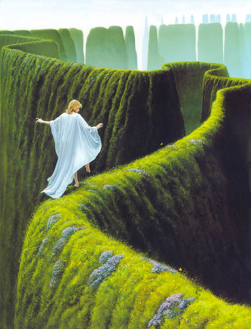 theartofanimation:  Michael Whelan  Must reblog Michael Whelan.