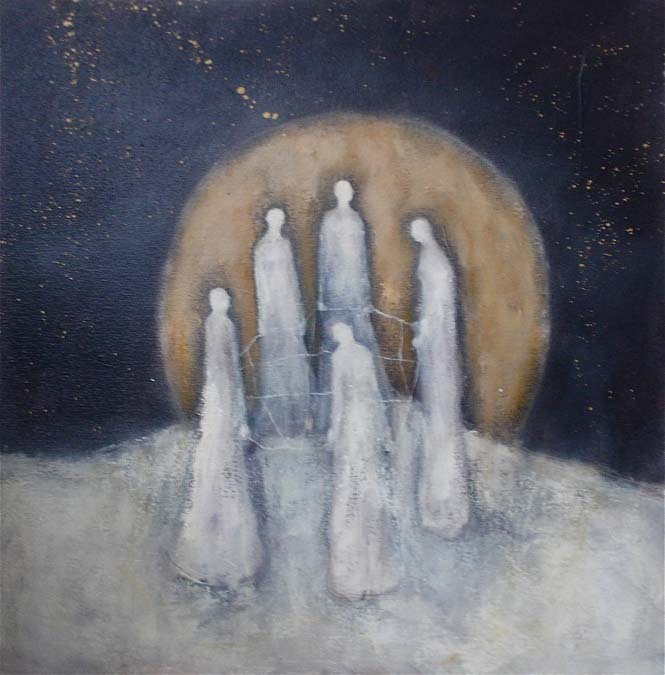 sisterwolf:  The Weavers by Jeanie Tomanek