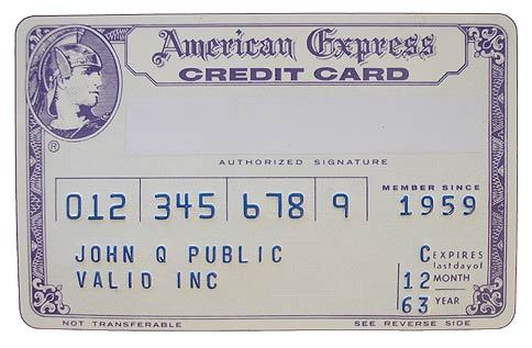 """Money is a poor man's credit card."" - Marshal McLuhan"