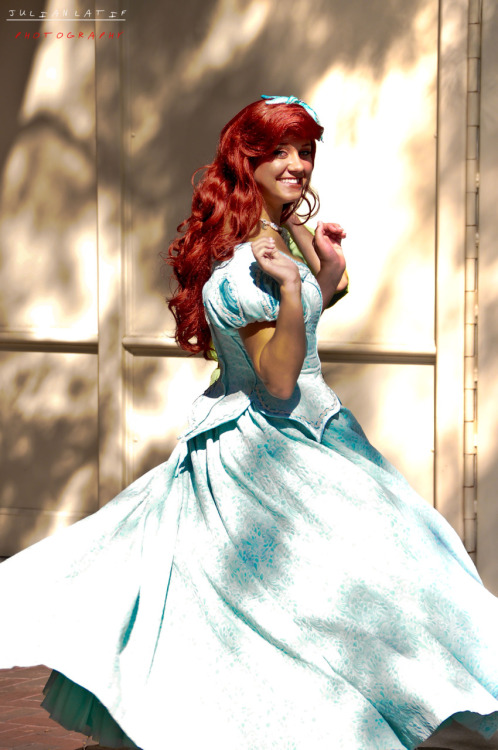 jlatifphotography:  Ariel // Little Mermaid