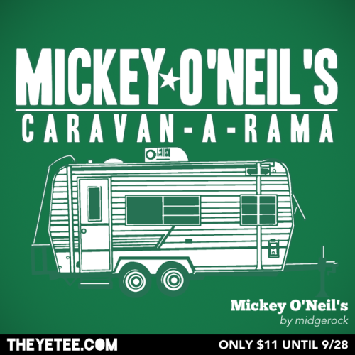 """theyetee:   """"Mickey Oneil's""""- By midgerock Do ya like dags? Check out this Snatch inspired tee!""""Mickey Oneil's""""- By midgerock$11 and only at The Yetee. Grab one while you can, they are on sale until Sept 28th. Sadly it doesn't come in perrywinkle blue. Make sure you swing by ourFacebook pageto enter to win a free shirt!"""