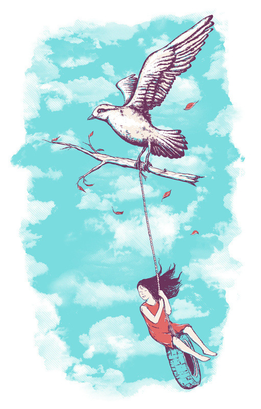 Fly Away by Norman Duenas
