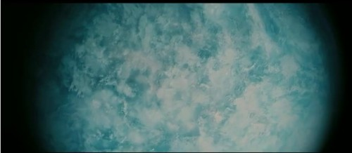 Melancholia : The Planet through the telescope  (excerpt from the trailer)