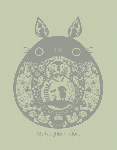danceabletragedy:  My Neighbor Totoro