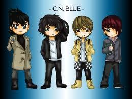 cn blue animation