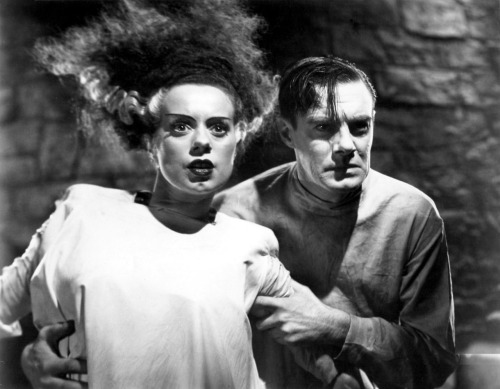 "Lanchester & Clive, ""Bride of Frankenstein"" (1935)"