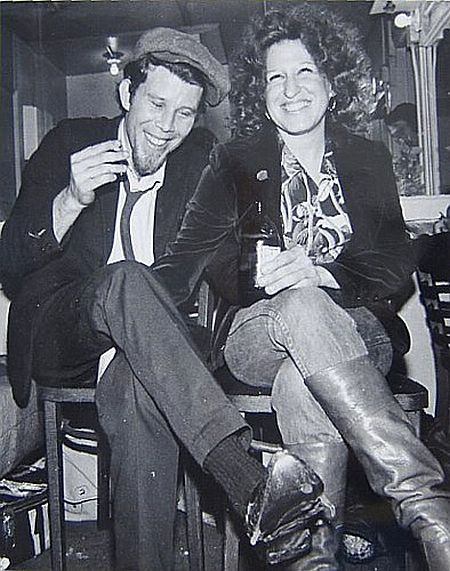 Tom Waits & Bette Midler.