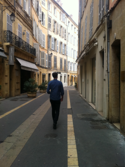getting lost in aix. :D