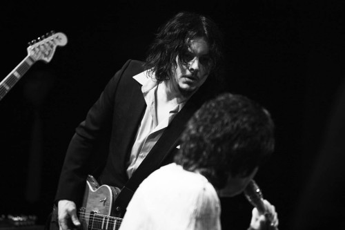 Jack White and Wanda