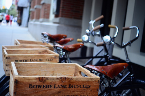 joelzimmer:  Bowery Lane Bicycles