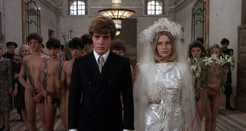 Salo, or the 120 Days of Sodom, dir.  Pier Paolo Pasolini (1975)