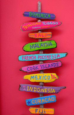 I wanna go to all these places! And go back to Mexico and Malaysia and see more more more. Oh God, show me the path :-)