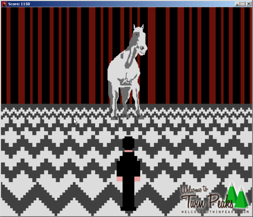 trudymade:  (via Black Lodge: Twin Peaks Video Game)