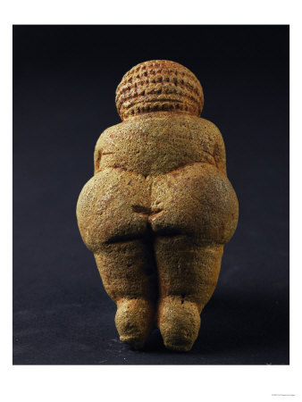 buttartistry:  The Butt of the Venus of Willendorf