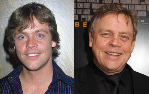 tiefighters:  Film: Happy 60th Birthday Mark Richard Hamill His career started with voice acting as he voiced a character on the Saturday morning cartoon Jeannie by Hanna-Barbera Productions. From that he found his way into acting where he later became the Luke Skywalker we all came to know and love. More recently, he has received acclaim for his voice work, in such roles as the Joker in Batman: The Animated Series. (via:thenvnow)