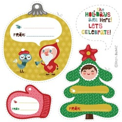 (via orange you lucky!: holiday gift-tags…)