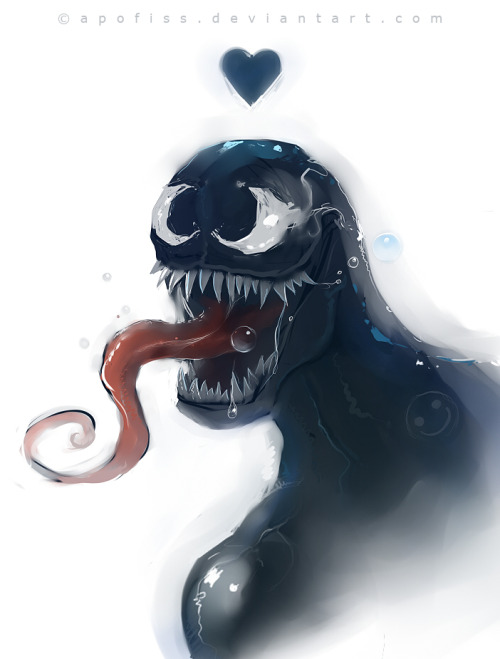 m-a-r-v-e-lous-photography:  venom by *Apofiss