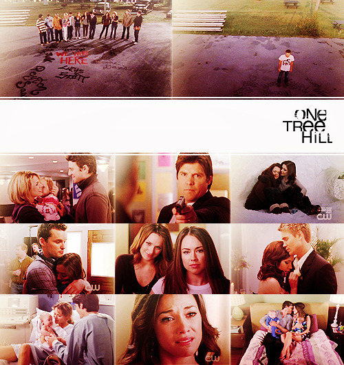 grintson-heart:     tv meme | 10 currently airing shows ★ one tree hill.