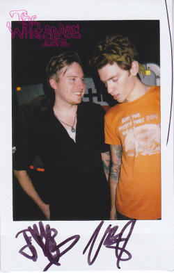 Justin Richards and Nick Santino.