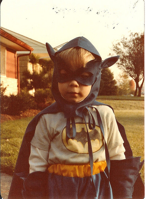 cryptofwrestling:  Bat-Kid!