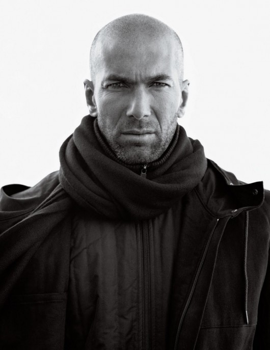 In my list of favourite footballers. Zizou tops it.
