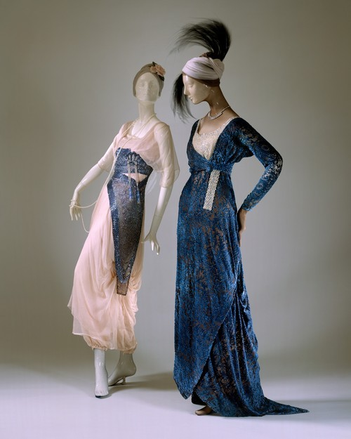 Jean Hallée evening dresses | c. 1910-1915