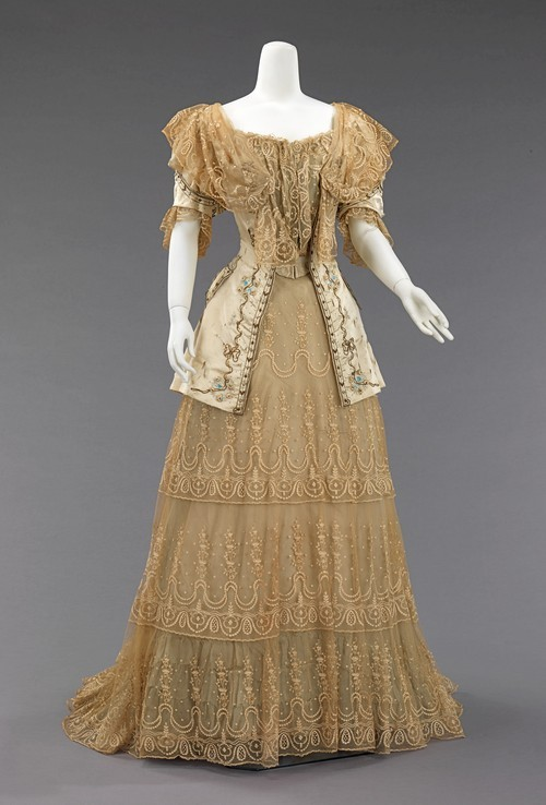 defunctfashion:  Rouff | c. 1895