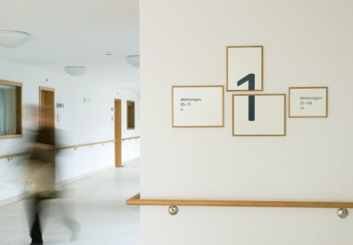 bmdesign:  Wayfinding (via madame hervé : behind the curtains: guidance system : information architects)
