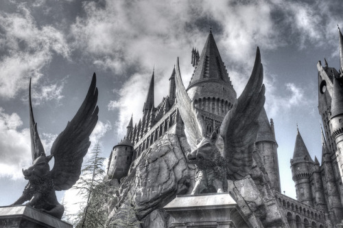 Hogwarts School of Witchcraft and Wizardry on Flickr.