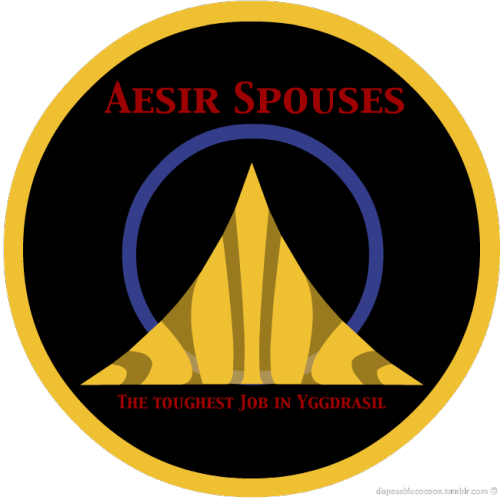 Aesir Spouses The Toughest Job in Yggdrasil
