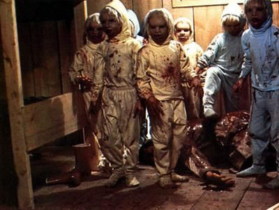 The Brood is one of the few films to genuinely freak me out. Not scare me necessarily, but make me question what I was watching. I loved it for that.