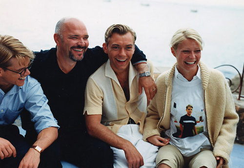 I miss Anthony Minghella.But his work will live.